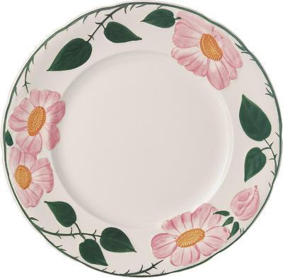 Plytký tanier 26 cm Rose Sauvage heritage - 1