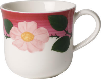 Raňajková šálka 0,27 l Rose Sauvage framboise - 1
