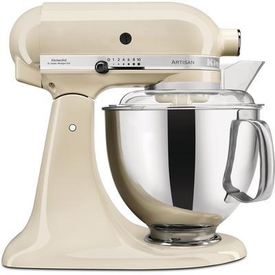 Kuchynský robot Artisan 300 W mandľová KitchenAid - 1