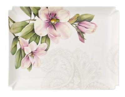 Dekoratívny tanier 28 x 21 cm Quinsai Garden Gifts - 1