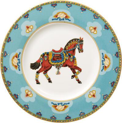 Dezertný tanier 22 cm Samarkand Aquamarin - 1