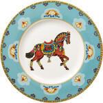 Dezertný tanier 22 cm Samarkand Aquamarin - 1/2