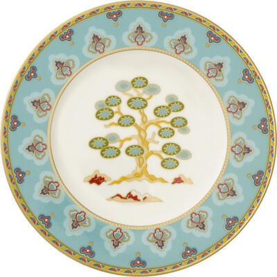 Tanier na chlieb/maslo 16 cm Samarkand Aquamarin - 1