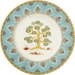 Tanier na chlieb/maslo 16 cm Samarkand Aquamarin - 1/2