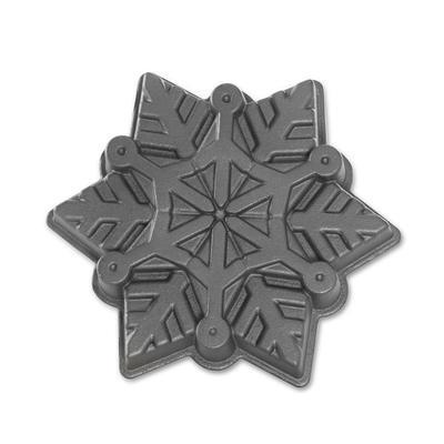 Forma na bábovku, snehová vločka Nordic Ware - 1