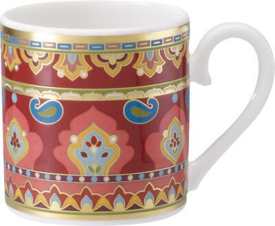 Espresso šálka 0,10 l Samarkand Rubin - 1