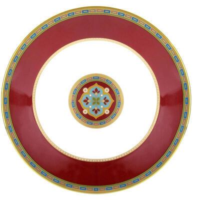Podšálka 12 cm Samarkand Rubin - 1