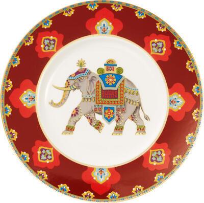 Dezertný tanier 22 cm Samarkand Rubin - 1