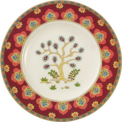 Tanier na chlieb/maslo 16 cm Samarkand Rubin - 1