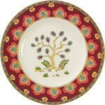 Tanier na chlieb/maslo 16 cm Samarkand Rubin - 1/2