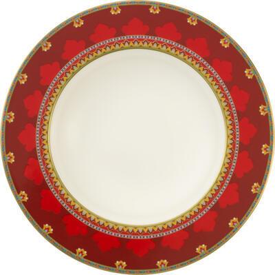 Hlboký tanier 24 cm Samarkand Rubin - 1