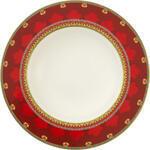 Hlboký tanier 24 cm Samarkand Rubin - 1/2
