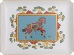 Dekoratívny tanier 28 x 21 cm Samarkand Aqu. Gifts - 1/2