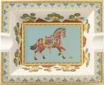 Popolník 17 x 21 cm Samarkand Aquamarin - 1/2