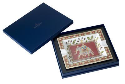 Popolník 17 x 21 cm Samarkand Rubin - 1