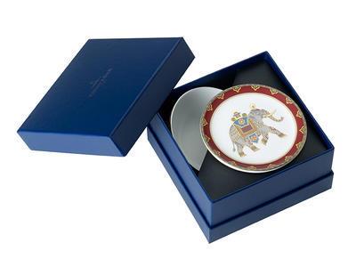 Dekoratívny box 11 cm Samarkand Rubin Gifts - 1