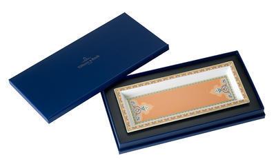 Miska obdĺžniková 25 x 10 cm Samarkand Mandarin - 1