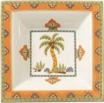 Štvorcová miska 14 x 14 cm Samarkand Mandarin - 1/2