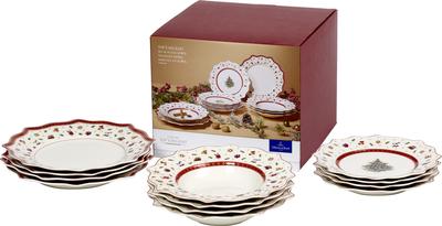 Vianočná obedová súprava, 12 ks Toy's Delight - 1