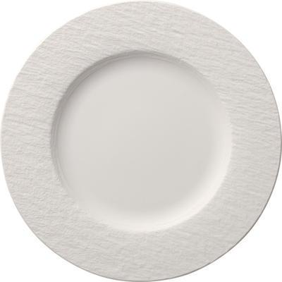 Plytký tanier 27 cm Manufacture Rock blanc - 1