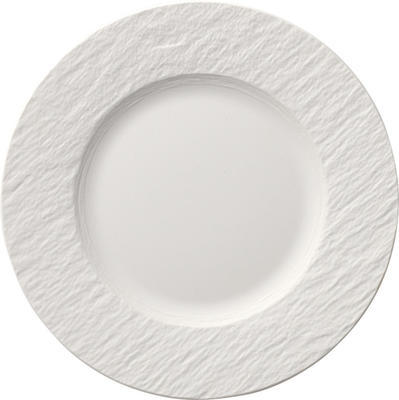 Dezertný tanier 22 cm Manufacture Rock blanc - 1