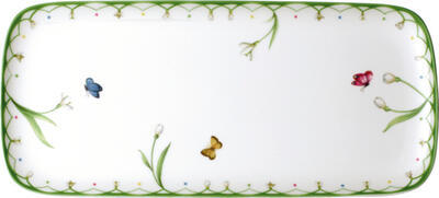 Obdĺžníkový podnos 35 x 16 cm Colourful Spring - 1