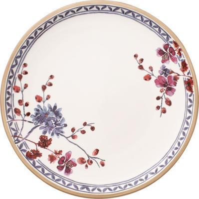 Plytký tanier, kvetinový 27 cm Art. Prov. Lavender - 1