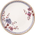 Plytký tanier, kvetinový 27 cm Art. Prov. Lavender - 1/2