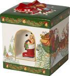 Hracia skrinka, hranatý darček Christmas Toys - 1/2
