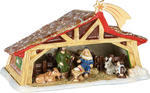Betlehem 27 x 16 x 16 cm Christmas Toys Memory - 1/2