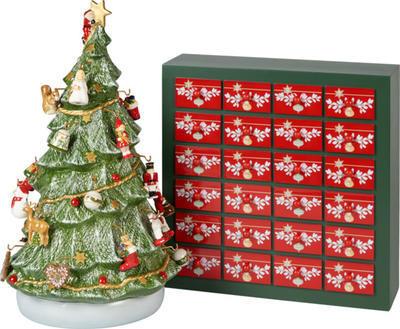 Adventný kalendár, stromček Christmas Toys Memory - 1
