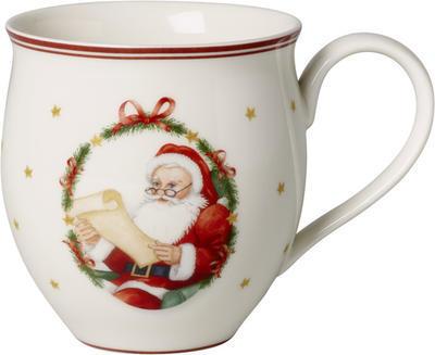 Hrnček, Santa a jeho pani 0,34 l Toy's Delight - 1