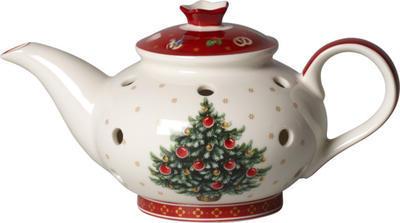 Svietnik, čajník Toy's Delight Decoration - 1