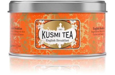 English Breakfast 125 g Kusmi Tea - 1