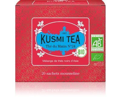 Russian Morning N°24 BIO, čierny čaj, 20 vr. Kusmi - 1