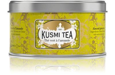 Green Almond 125 g Kusmi Tea - 1
