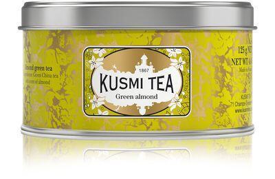 Green Almond, zelený čaj, 125 g Kusmi Tea - 1