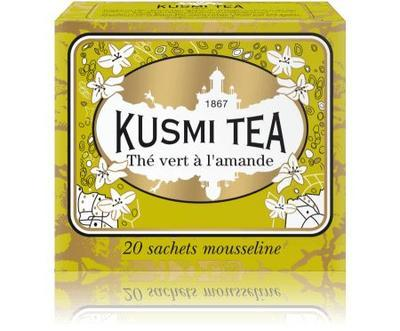 Green Almond 20 vrecúšok Kusmi Tea - 1