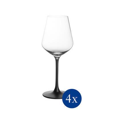 Pohár na červené víno 0,47 l, 4 ks Manufact. Rock - 1