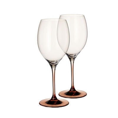 Pohár na červené víno 0,65 l, 2 ks Manufact. Glass - 1