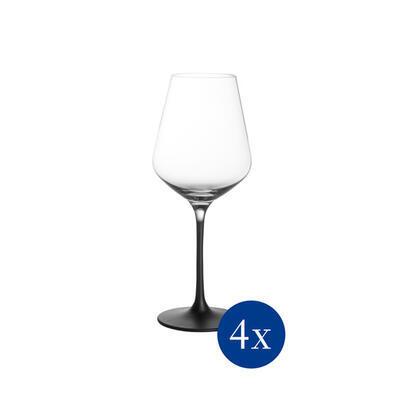 Pohár na biele víno 0,38 l, 4 ks Manufacture Rock - 1
