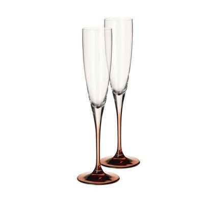 Pohár na šampanské 0,15 l, 2 ks Manufacture Glass - 1