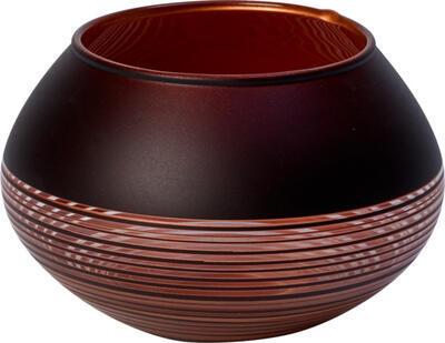 Svietnik na čajovú sviečku 7 cm Manufacture Swirl - 1
