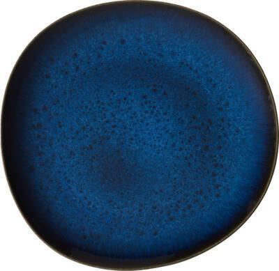 Plytký tanier 28 x 28 x 2,7 cm Lave bleu - 1
