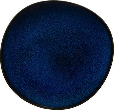 Dezertný tanier 23,5 x 23 cm Lave bleu - 1