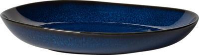 Plochá misa 28 x 27 x 4,3 cm Lave bleu - 1