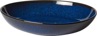 Plochá miska 22 x 21 x 4,2 cm Lave bleu - 1
