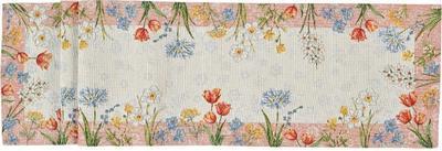 Gobelínová štóla, kvety 32 x 180 cm Sander - 1