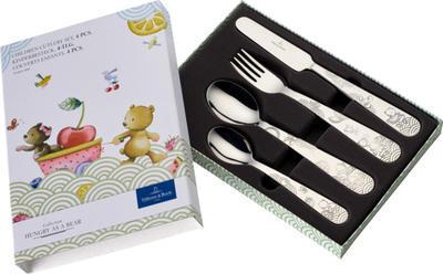 Detská príborová súprava 4 ks Hungry as a Bear - 1