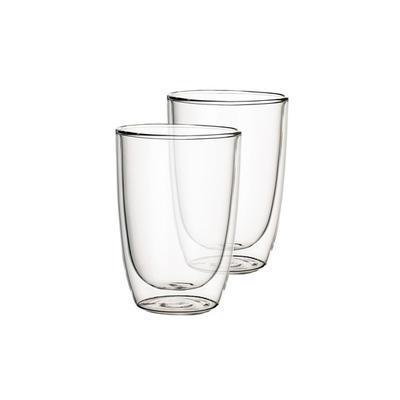 Univerzálny pohár 0,39 l, 2 ks Arte. Hot&Cold Bev. - 1